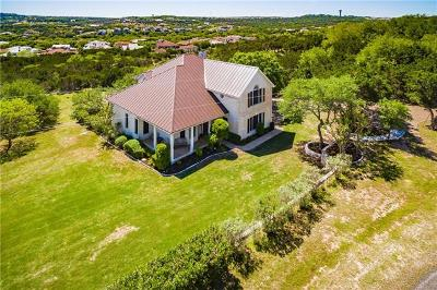 Austin Single Family Home For Sale: 17133 Majestic Ridge Rd