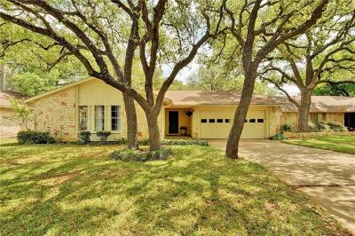Hays County, Travis County, Williamson County Single Family Home For Sale: 4509 Langtry Ln