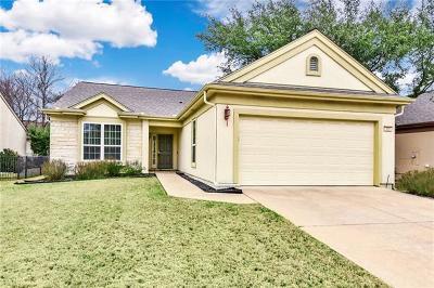 Williamson County Single Family Home For Sale: 302 Klondike Dr
