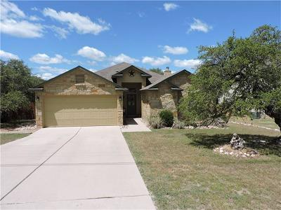 Spicewood Single Family Home Active Contingent: 202 Dunkeld Dr