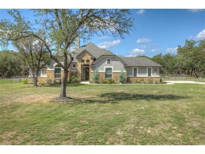 New Braunfels Single Family Home Active Contingent: 5619 Forest Bell