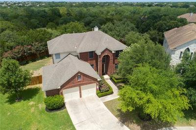 Cedar Park Single Family Home For Sale: 1101 Bit Ln