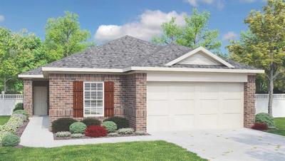 Liberty Hill Single Family Home For Sale: 209 Purple Mountain Dr