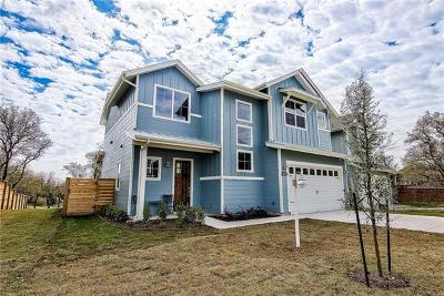 Austin Single Family Home For Sale: 7907 Ryans Way