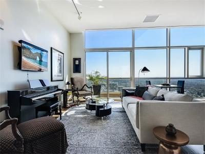 Austin Condo/Townhouse For Sale: 555 E 5th St #2827