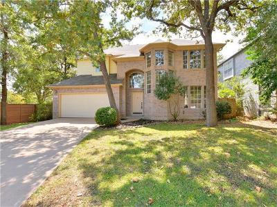 Cedar Park Single Family Home For Sale: 2831 Little Elm Trl