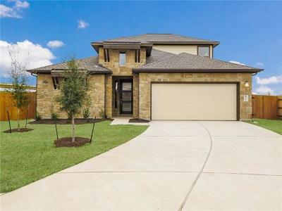 Hutto Single Family Home For Sale: 1012 Guernsey Cv
