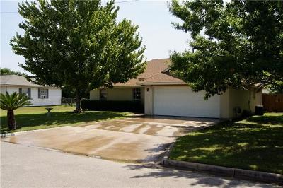 Lockhart Single Family Home For Sale: 1606 Sundown Blvd