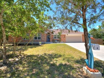 Wimberley Single Family Home Pending - Taking Backups: 8 Stone Creek Cir