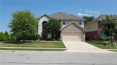 Round Rock Rental For Rent: 1001 Dyer Crossing Way