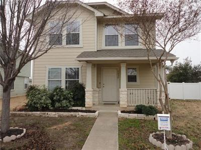Cedar Park Rental For Rent: 1420 Colorado Bend Dr