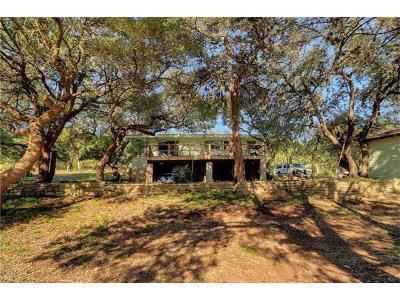 Lago Vista Single Family Home For Sale: 19311 Treat Trl