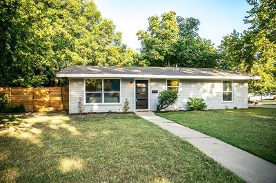 Austin Single Family Home For Sale: 6401 Linda Ln