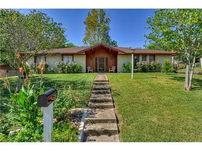 Austin Single Family Home For Sale: 1011 Newport Ave