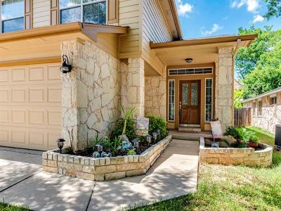 Travis County Single Family Home For Sale: 2410 Wilma Rudolph Rd