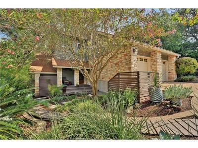 Austin Single Family Home Pending - Taking Backups: 5104 Saddleridge Cv