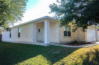 Elgin Single Family Home Pending - Taking Backups: 17705 Prairie Verbena Ln