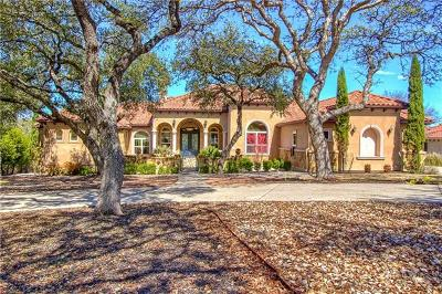 Georgetown Single Family Home Pending - Taking Backups: 601 Marquesa Trl