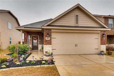 Kyle Single Family Home For Sale: 1477 Treeta Trl
