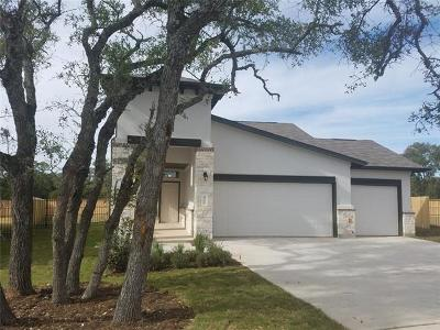 Leander Single Family Home For Sale: 421 Cinnamon Teal Ln