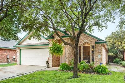 Leander Single Family Home For Sale: 711 House Creek Dr