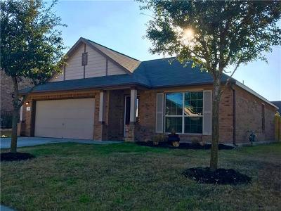 Buda Single Family Home For Sale: 114 Flagstone Trl