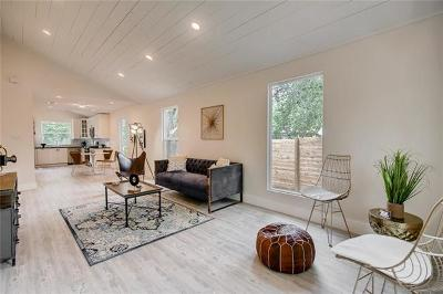 Austin Single Family Home For Sale: 5018 Avenue F