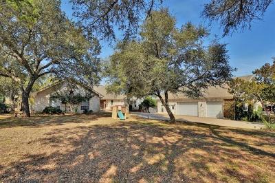 Burnet County Single Family Home For Sale: 1550 Avenida Serena