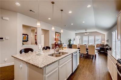 Round Rock Single Family Home For Sale: 3311 De Coronado Trl