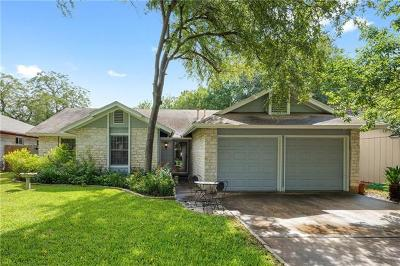 Hays County, Travis County, Williamson County Single Family Home Pending - Taking Backups: 9105 Wagtail Dr