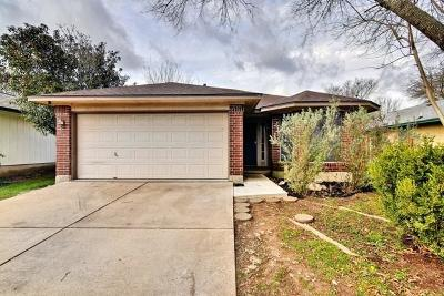 Austin Single Family Home Pending - Taking Backups: 730 Latteridge Dr