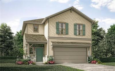 Leander Single Family Home For Sale: 113 Syrah Ct