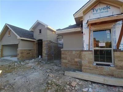 Cedar Park, Leander Single Family Home For Sale