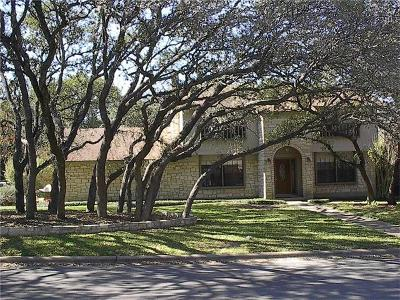 Travis County Single Family Home For Sale: 1808 Cresthaven Dr