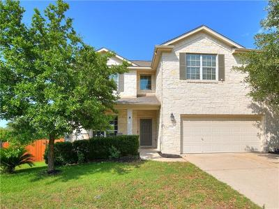 Cedar Park Single Family Home Pending - Taking Backups: 208 Walnut Creek Dr