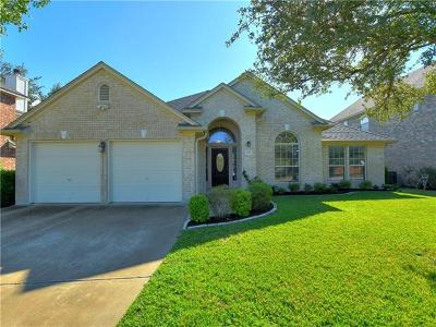 Austin Single Family Home Pending - Taking Backups: 10821 Pointe View Dr