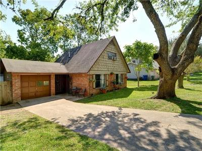 Austin Single Family Home For Sale: 2411 Little John Ln