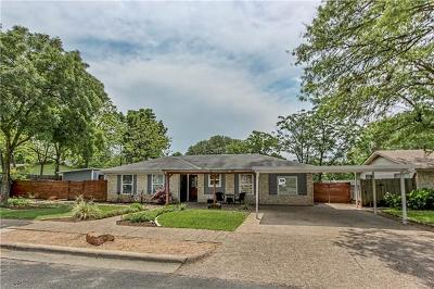 Hays County, Travis County, Williamson County Single Family Home For Sale: 5003 Emerald Forest Cir