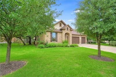 Austin Single Family Home For Sale: 11224 Bastogne Loop