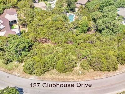 Austin, Lakeway Residential Lots & Land For Sale: 127 Clubhouse Dr