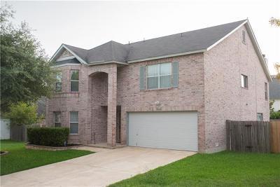 Pflugerville Single Family Home For Sale: 1010 Skylark Hill Ln