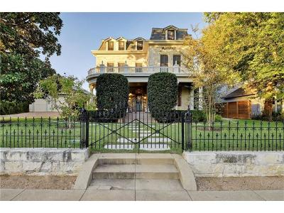 Austin Single Family Home For Sale: 1108 W 9th St