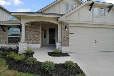 Kyle Single Family Home For Sale: 438 Nautical Loop Loop