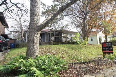 Austin Single Family Home Pending - Taking Backups: 2005 Forest Trl