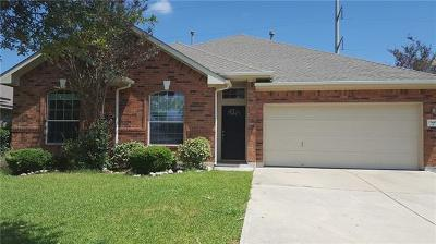 Manor Single Family Home For Sale: 13449 Breezy Meadow Ln
