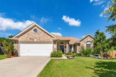 Leander Single Family Home For Sale: 808 Spring Brook Ln