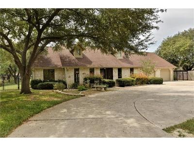 Lockhart Single Family Home For Sale: 515 Caribbean Dr