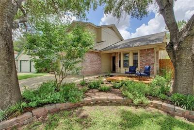 Round Rock Single Family Home For Sale: 505 Maple Run