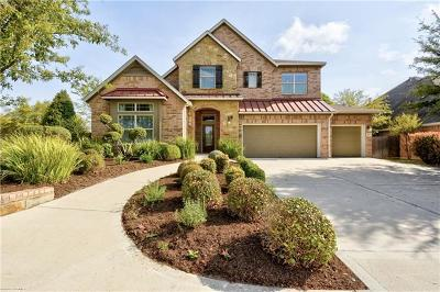 Cedar Park Single Family Home Active Contingent: 500 Fern Ct