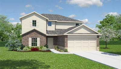 Leander Single Family Home For Sale: 428 Lewisville Ln